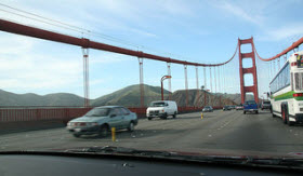 Golden Gate Bridge photo by Flikr user omninate.
