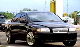 Volvo S80 in a Trick Daddy music video (c) YouTube