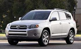 The 2008 Toyota RAV4. Photo by Toyota.