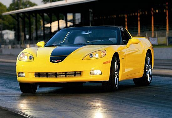 Chevrolet Corvette ZHZ (c) GM