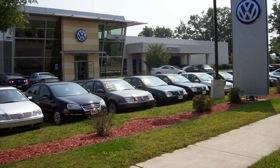VW dealers will be able to offer a warranty on used cars from other brands. Photo courtesy of Autoweek.