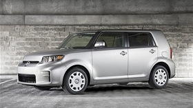 Scion XB photo by Scion
