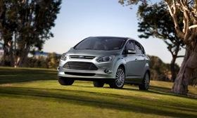 Ford C-Max Energi. Photo by Ford.