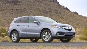 The 2013 Acura RDX. Photo by Acura.