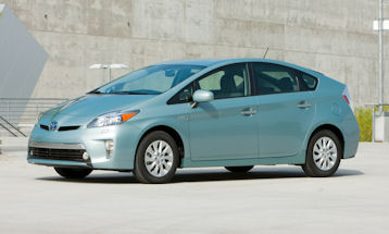 2012 Toyota Prius (Photo courtesy of Toyota)