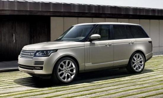 The trademark tall Range Rover greenhouse remains. Photo courtesy of Autoweek.