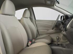 2012 Nissan Versa. Photo by Nissan