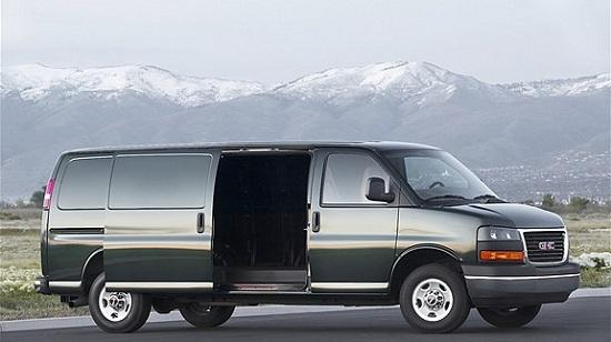 2004 GMC Savana (c) MSN Autos