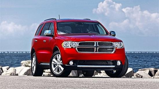 2013 Dodge Durango (c) MSN Autos