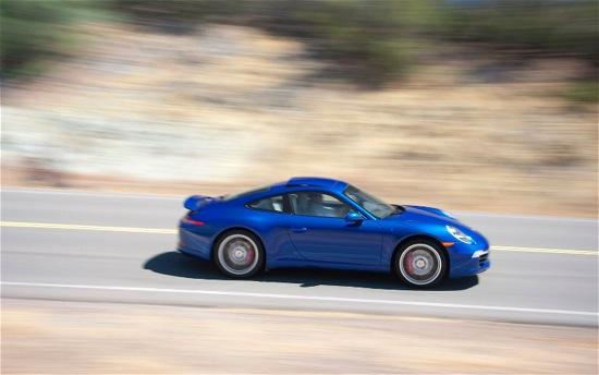 The 2012 Porsche 911 Carrera S. Photo by Porsche.