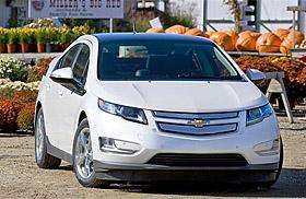 Chevrolet Volt (c) MSN Autos
