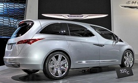 Chrysler 700c Concept (Chrysler Group LLC)
