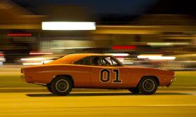 Replica of the General Lee Dodge Charger©MSN Autos. Photo by Marc Urbano.