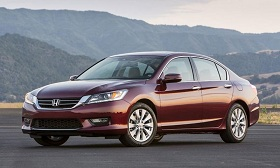 2013 Honda Accord (© American Honda Motor Co., Inc.)