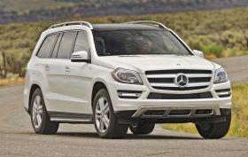 2012 Mercedes-Benz GL350©Mercedes-Benz USA