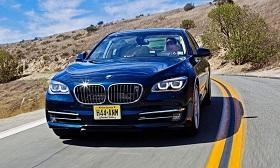 2013 BMW 760Li (© BMW Group)