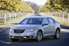 2013 Chrysler 200. Photo by Chrysler.