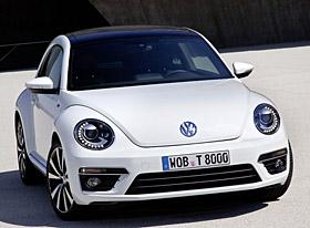 Volkswagen Beetle R-Line (c) VW