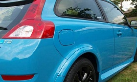 Volvo is making 250 Polestar C30s available for American customers. (© Volvo Cars of North America)