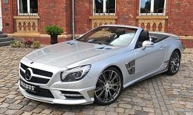 Brabus Mercedes-Benz SL Roadster ( Brabus)