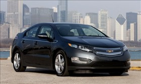 Chevy Volt photo by Chevrolet.