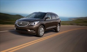 2013 Buick Enclave (© General Motors)