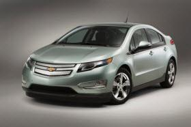 2013 Chevy Volt. Photo by General Motors.