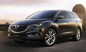 2013 Mazda CX-9 (© Mazda Motor of America, Inc.)