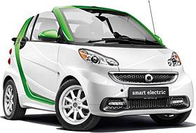Smart fortwo electric drive (c) Daimler