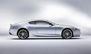 The 2013 Aston Martin DB9 goes on sale in November in the United States. (© Aston Martin)