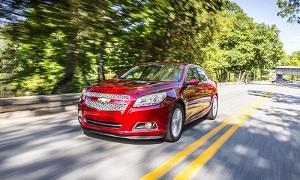 2013 Chevrolet Malibu Turbo LTZ (© General Motors)