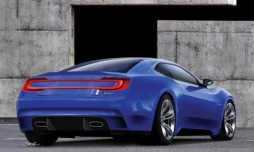 2015 Dodge Barracuda