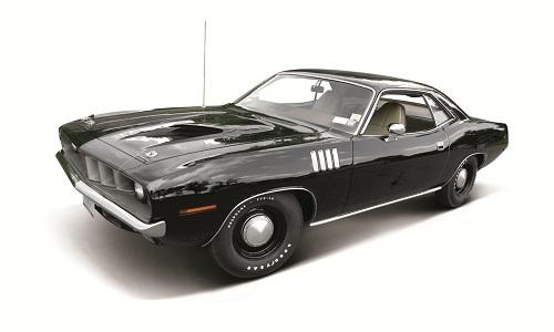 1971 Plymouth Barracuda 440-6 (Photo courtesy of Car and Driver)