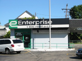Enterprise Rent-a-Car photo by George C Campbell