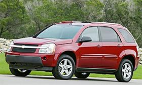 2007 Chevrolet Equinox (c) GM