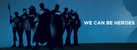 We Can Be Heroes. Image by DC Entertainment.