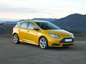 2013 Ford Focus ST. Image by Ford.