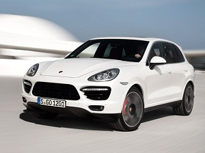 2013 Porsche Cayenne Turbo S (© Porsche Cars North America)