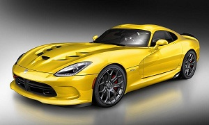 SRT SEMA Viper (© Chrysler Group, LLC)