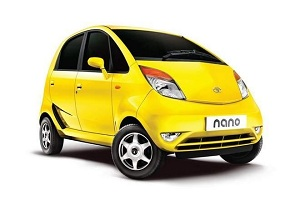 The new Nano will be far more sophisticated than the ultra-cheap model that has flopped in India despite a world of hype. (© Photo courtesy of Autoweek)