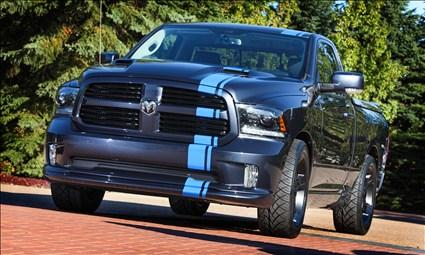Mopar Urban Ram (© Chrysler Group LLC)