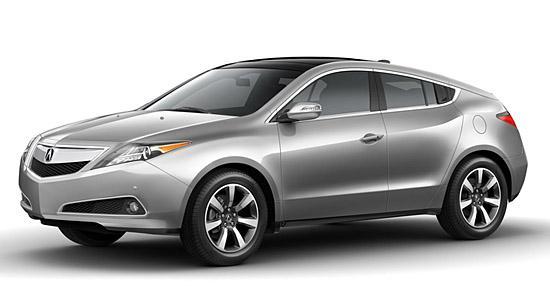 2013 Acura ZDX (c) Honda