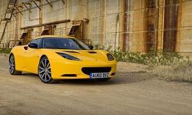 2013 Lotus Evora S (© Lotus Cars USA, Inc.)