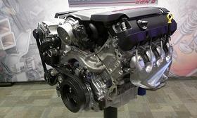 2014 Chevrolet Corvette LT1 V8 engine (© Dale Jewett of Autoweek)