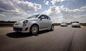 Fiat 500 (© Chrysler Group LLC)