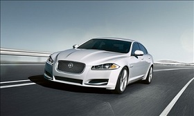 2012 Jaguar XF Series (© Jaguar North America)