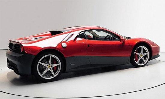 Ferrari SP12 EC (c) Ferrari