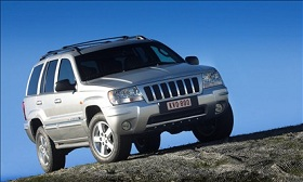2004 Jeep Grand Cherokee (© Chyrsler Group LLC)