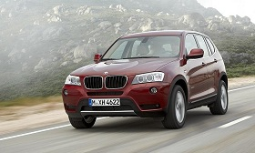 2013 BMW X5 (© BMW Group)