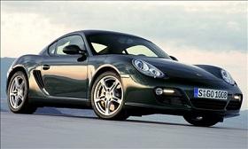 2012 Porsche Cayman (© Porsche Cars North America)
